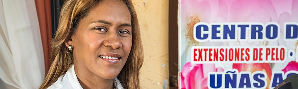 Yokasta Alexandra Ureña Feliz – Mujer Emprendedora 2014